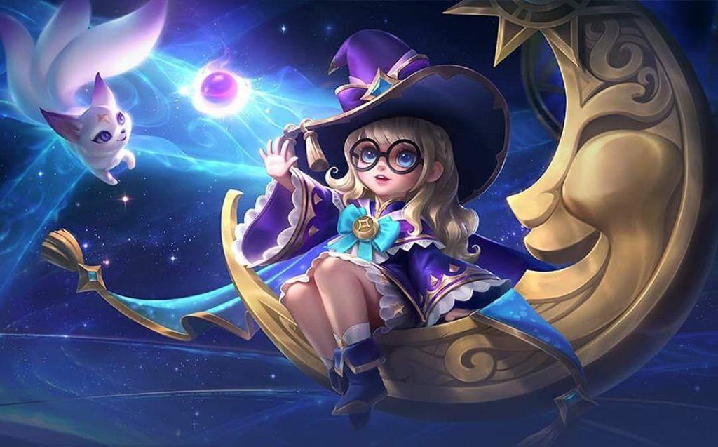 Mobile Legends: Bang Bang Chang'e skin, Lunar Magic