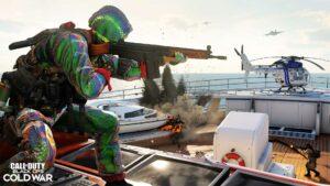 C58 in Call Of Duty: Warzone Season 4