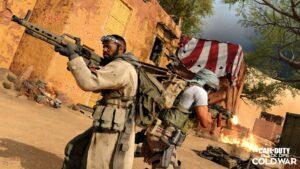 MG 82 in Call Of Duty: Warzone Season 4