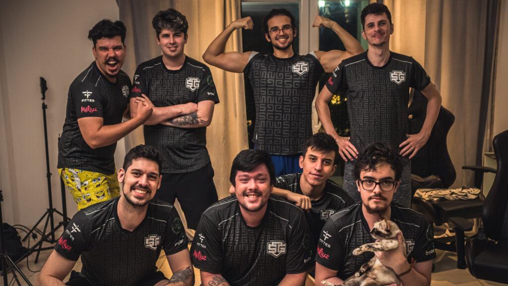 SG e-sports, South America Regional Qualifier, The International 10
