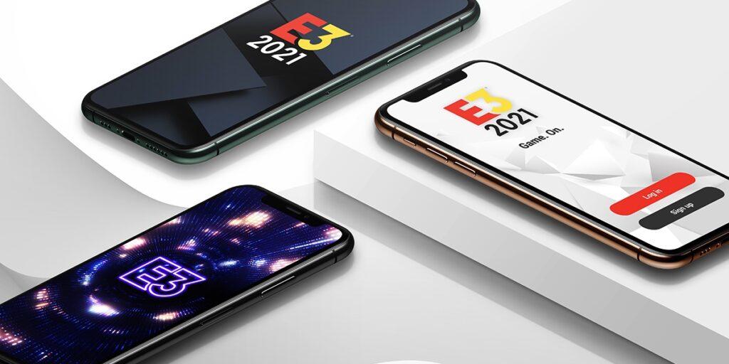E3, E3 2021, mobile