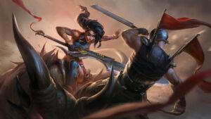 League of Legends, Samira, lore, daredevil impulse