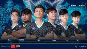 Mobile Legends: Bang Bang Southeast Asia Cup (MSC 2021) Cambodian representatives, Impunity KH