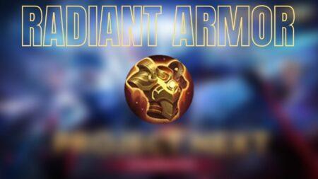 Mobile Legends: Bang Bang new item for patch 1.5.88, Radiant Armor