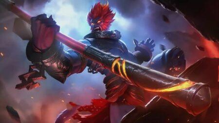 Mobile Legends: Bang Bang Starlight skin, Simian Curse Sun