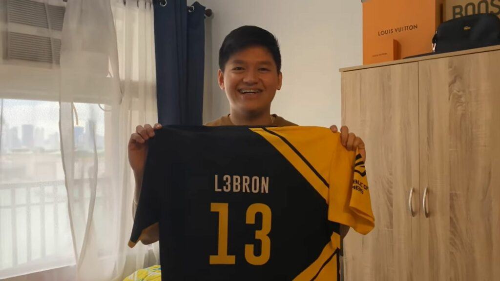 Former full-time streamer L3bron to compete with Bren Esports in MPL PH S8