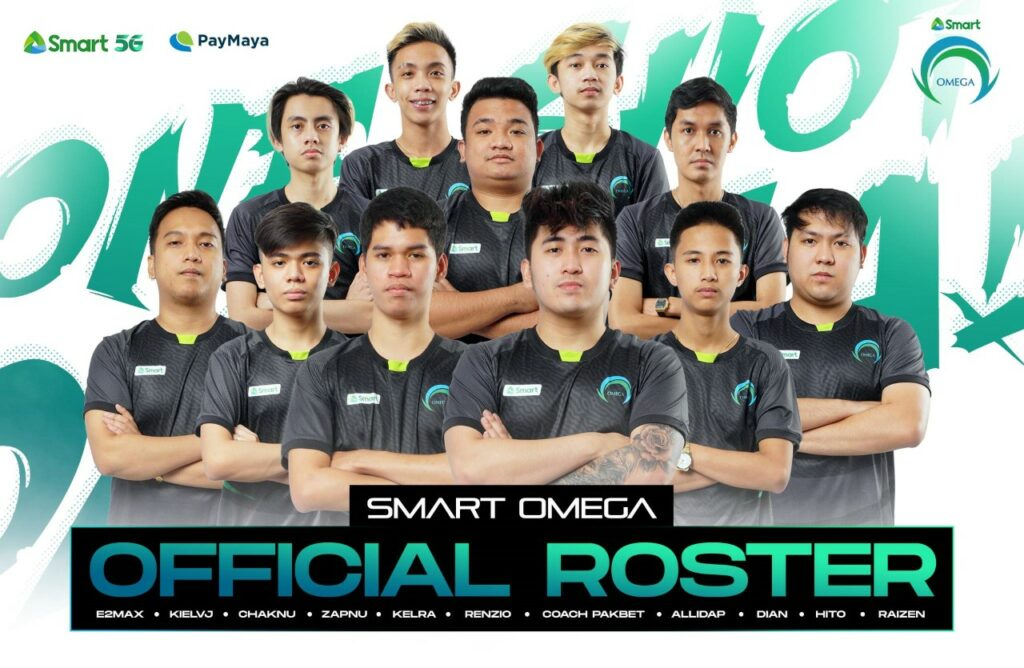 Smart Omega acquires the entire Execration squad for MPL PH S8