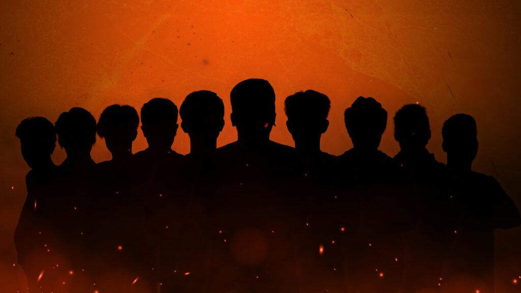 Mobile Legends: Bang Bang MPL PH S8 team TNC silhouette