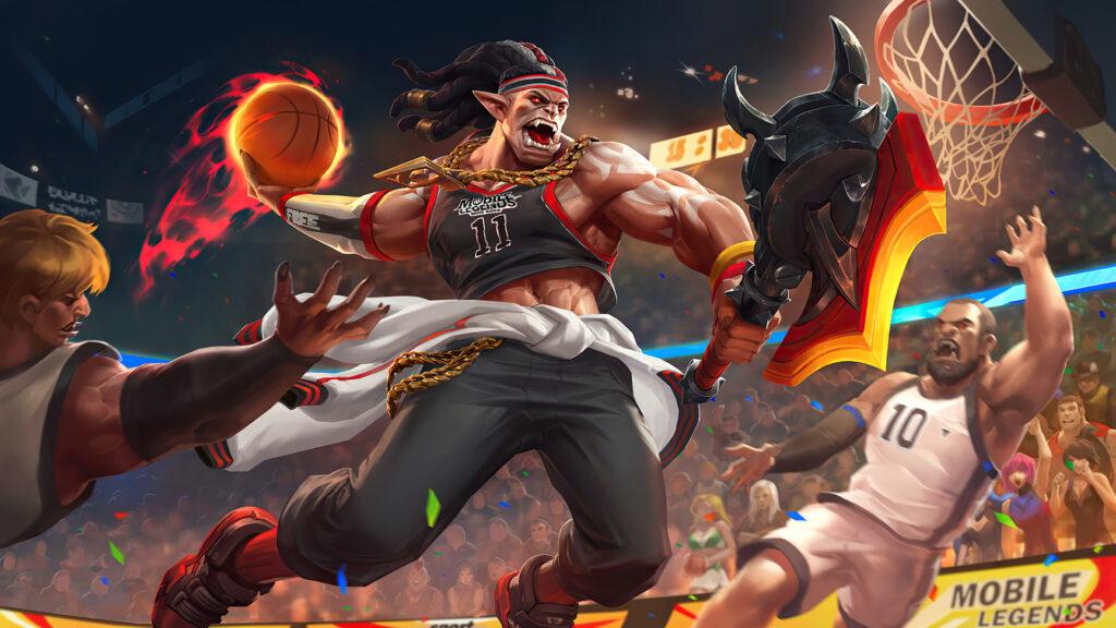 Mobile Legends: Skin Bang Bang, Savage Pointguard Balmond