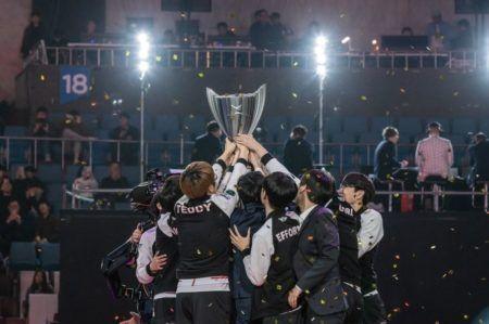 League of Legends LCK Spring 2019