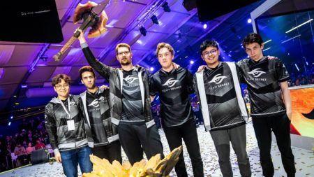 Team Secret wins the MDL