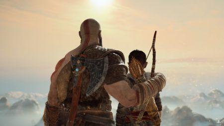 God of War, Kratos, Atreus