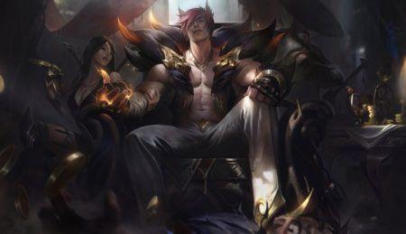 League of Legends champion Sett