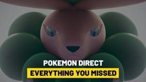 Pokemon Direct thumbnail | Everything you missed