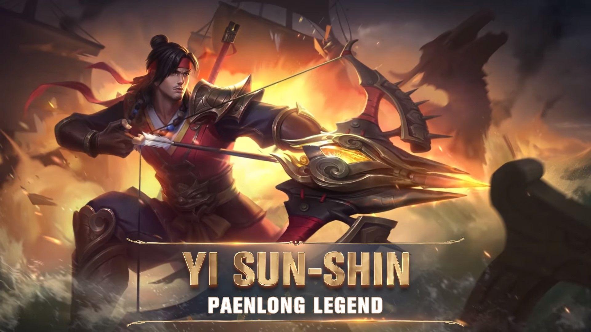 Yi Sun Shin has been reworked as a burst assassin   ONE Esports