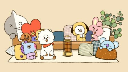 BT21 Pop Star, BT21, BTS, Line Friends