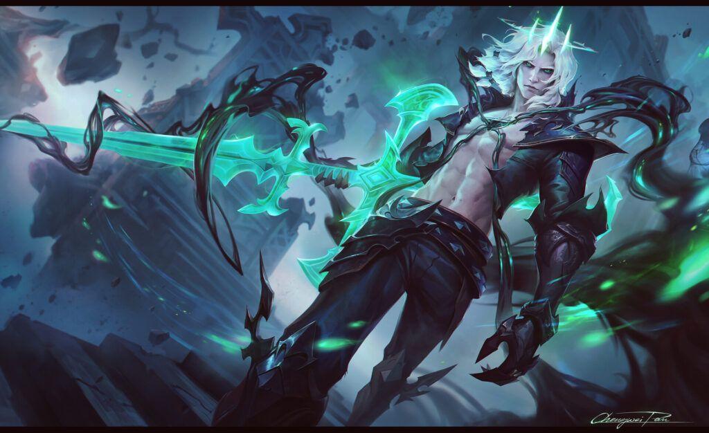 League of Legends champion, Viego