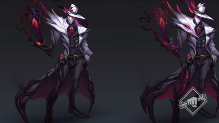 League of Legends, Crime City Nightmare Twisted Fate