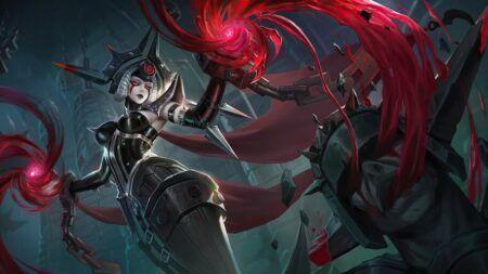 Mobile Legends: Bang Bang hero, Imprisoner Vexana
