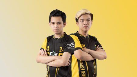 Bren Esports KarlTzy and FlapTzy
