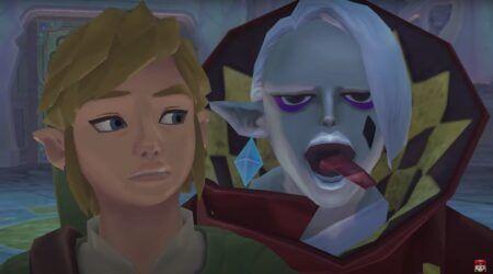 The Legend of Zelda: Skyward Sword HD, Nintendo Switch
